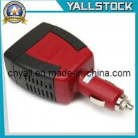 Wholesale Car DC 12V to AC 220V 75W Power Inverter Adapter USB 5V -Cw009 from china suppliers