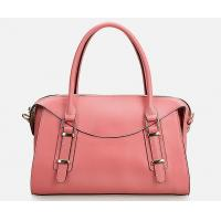Wholesale 2014 Spring collection waxy leather tote bags for office lady from china suppliers