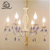 Wholesale Luxury Crystal Chandelier Lighting Modern LED Iron Chandeliers For Living Room Kitchen lustres de sala de cristal from china suppliers