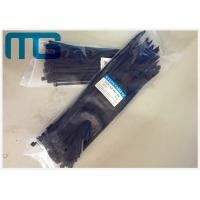 Wholesale UV Resistant Locking Cable Ties Natural Plastic Cable Tags With Length Custom from china suppliers