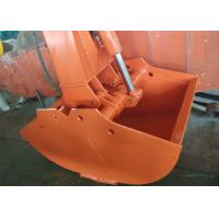 Wholesale Rotating Excavator Grapple Clamshell Grapple  for Hitachi ZX200-3 Excavator from china suppliers
