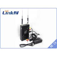 Wholesale 2 W 300~860Mhz  long range video transmitter AV wireless sender two way voice from china suppliers