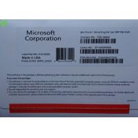 Wholesale Genuine Windows 8.1 Pro Pack with Original DVD Customized Language Franch / Arabic / Japanese from china suppliers