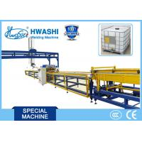 Wholesale 1000L IBC Container Automatic Tubular Wire Mesh Welding Machine from china suppliers