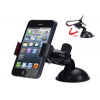 Wholesale Universal 360 Degree Car Mobile Phone Holder , Car Mount For Iphone 5 6 Plus Galaxy Note from china suppliers