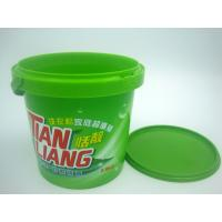 Wholesale Microwaveable Disposable Salad Bowls 1800ml 60 oz , PP Bucket PP Pail from china suppliers