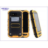 Wholesale Rugged Military Spec IP67 Phone , Waterproof Shockproof Dustproof Land Rover A8 Smartphone from china suppliers