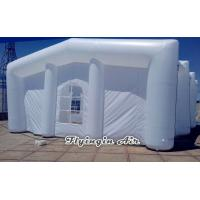 Wholesale 12m White Inflatable Wedding Tent with Blower for Wedding, Event and Trade Show from china suppliers
