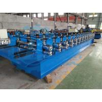 Quality 18 Stations Bemo Roof Panel Roll Forming Machine For Aluminium Tapered Sheet for sale