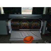 Wholesale Colour Textile Belt Printer , High Speed Digital Textile Inkjet Printing Machine from china suppliers