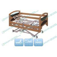 Wholesale Three Functions Adjustable Electric Hospital Patient Bed With Detachable Board from china suppliers