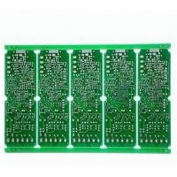 Wholesale High precision O.S.P immersion gold 0.25MM Min. Line Double Sided FR-4 PCB with 1.6MM print cb Board from china suppliers