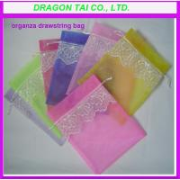 Wholesale Customized organza drawstring bag,organza gift bags from china suppliers