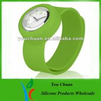 Wholesale Promotional Slap / Snap Band Watches from china suppliers