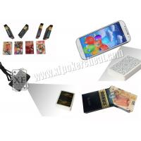 Wholesale India BONUS BLACK  Paper Playing Cards  Side Marked  Poker  For Card Reader from china suppliers
