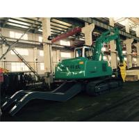 Wholesale Long Arm Assembled Retractable Petal Grapple Machinery For Grabbing Metal from china suppliers