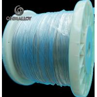 Wholesale Resistance Heating Wire Nichrome Alloy 80% Nickel / 20% Chromium Multi Strands for heating core,radium tube e't'c from china suppliers