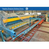 Quality 235Mpa1219mm Width Metal Metal Roll Forming Machine With Stacking for sale