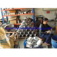 "Quality ASTM A420 WPL3 / WPL6 / WPL9 But Weld Fittings Elbow 45 Deg 90 Deg Elbow 10"" SCH80 for sale"