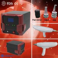 Wholesale 1064nm/532nm Q-switched ND-YAG Laser machine to do the tattoo removal treatment from china suppliers