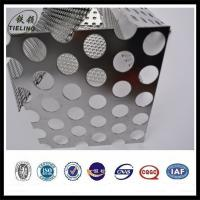 Wholesale decorative panel malaysia Ornamental Decorative Perforated metal from china suppliers