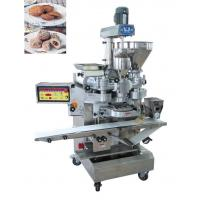 Quality Professional Encrusting Machines Filled Ghotab , Pastry Making Machine for sale