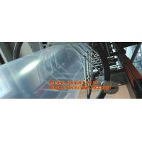 Buy cheap Gusseted Poly Tubing, Multi-purpose Poly tubing, 4 Mil Anti-Static Poly Tubing, LDPE thick from wholesalers