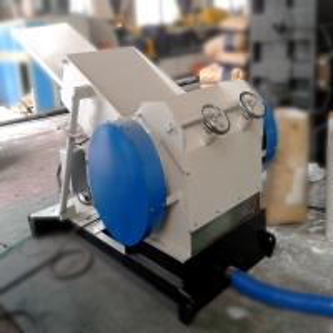 Wholesale PVC Windows And Door Panel Plastic Crusher Machine , Home Plastic Shredder Machine from china suppliers