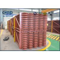 Wholesale Boiler Exhaust Heat Recovery System Low Temperature Economizer For CFB/ HRSG Boiler from china suppliers