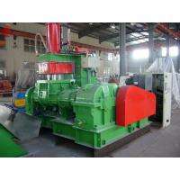 Wholesale Small Temperature Difference Back Feed banbury mixer 110KW-6P Shear Rotor NL-75L from china suppliers