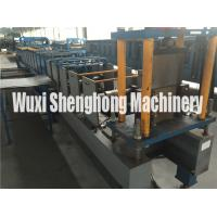 Wholesale K Style Half Round Gutter Roll Forming Machine 6 Inch Galvanized Sheet from china suppliers