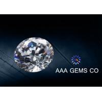 Wholesale Custom Made 9mm Round Moissanite Loose Stones 2.75ct For Rings from china suppliers