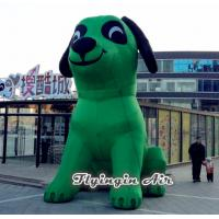 Wholesale 5m Height Customized Inflatable Dog with Blower for Outdoor Decoration from china suppliers