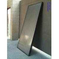 Wholesale High Performance  1 X2m Black Chrome F Solar Water Heating Panelsor Residential Buildings from china suppliers