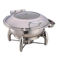 Wholesale Silver Φ35cm 6.0L Food Pan Stainless Steel Cookwares 1060B/1060LB from china suppliers