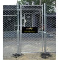 Buy cheap China supplier,Galvanized Chain link fence,used for Fence gate,Farm gates, from wholesalers