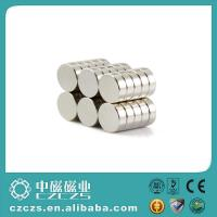 Wholesale N35 N45 N40 N42 N38 Neodymium Round Magnets ISO9001 / ROHS Approved from china suppliers