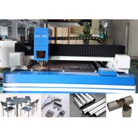Wholesale High Power Tube / Pipe Aluminium Laser Cutting Machine With Cnc Control System from china suppliers