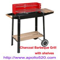 Wholesale Outdoor Barbacoa Charcoal BBQ from china suppliers