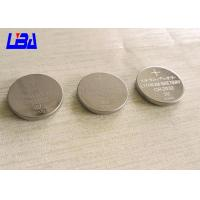 Wholesale Calendar Prime Coin Cell Lithium Button Batteries 240mAh High Capacity from china suppliers