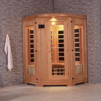 Wholesale Monalisa I-004 Western style infrared sauna room 2 persons far infrared sauna cabin far infrared light wave room light from china suppliers