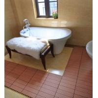 Wholesale non-slip bathroom floor DIY tiles outdoor floor tiles wooden decking tiles (RMD-D6) from china suppliers