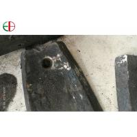 Buy cheap ZG60Cr5Mo Cr-Mo Alloy Steel Mill Lining Castings Impact Value 30J  EB14006 from wholesalers