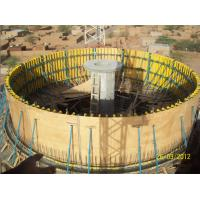Wholesale Assemble adjustable Semi-diameter curved formwork , abnormal wood formwork from china suppliers