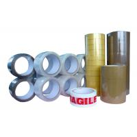 Wholesale Clear Brown Pack Tape Use BOPP Packing Tape Film Coated With Acrylic Glue from china suppliers