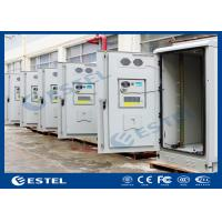 Wholesale Air Conditioner Cooling Outdoor BTS Outdoor Cabinet With Environment Monitoring System from china suppliers