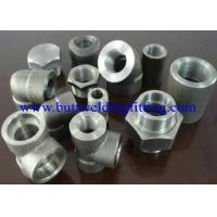 Wholesale Steel Forged Fittings A182 F51, F52 , F53 , F55 , Elbow , Tee , Reducer , Nipple, 3000LB  ANSI B16.11 from china suppliers