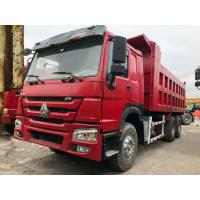 Wholesale 30 Tons 6*4 Used Dump Trucks Second Hand Tipper Truck Construction Or Transport from china suppliers
