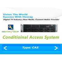 Wholesale Digital TV CAS 4 Simultaneous Conditional Access Software for Pay TV Operation from china suppliers