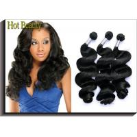 Wholesale Hot Beauty Peruvian Natural Wave Virgin Human Hair Extensions For Women from china suppliers